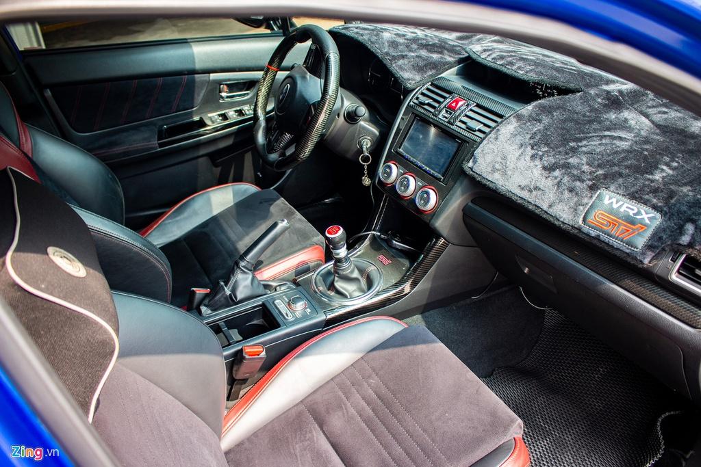 Chu xe chi hon 1 ty dong do Subaru WRX STI len 500 ma luc tai TP.HCM hinh anh 9 IMG_9568_zing.jpg
