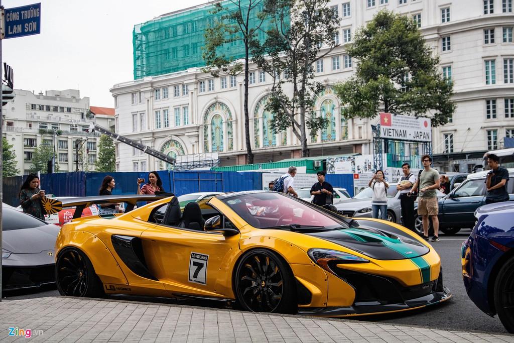 Nhung sieu xe do an tuong nhat Viet Nam, Lamborghini chiem da so hinh anh 1