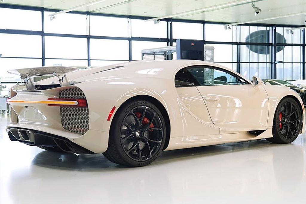 Ket hop voi Hermes, Bugatti ra mat chiec Chiron doc nhat the gioi hinh anh 4 Chiron4.jpg