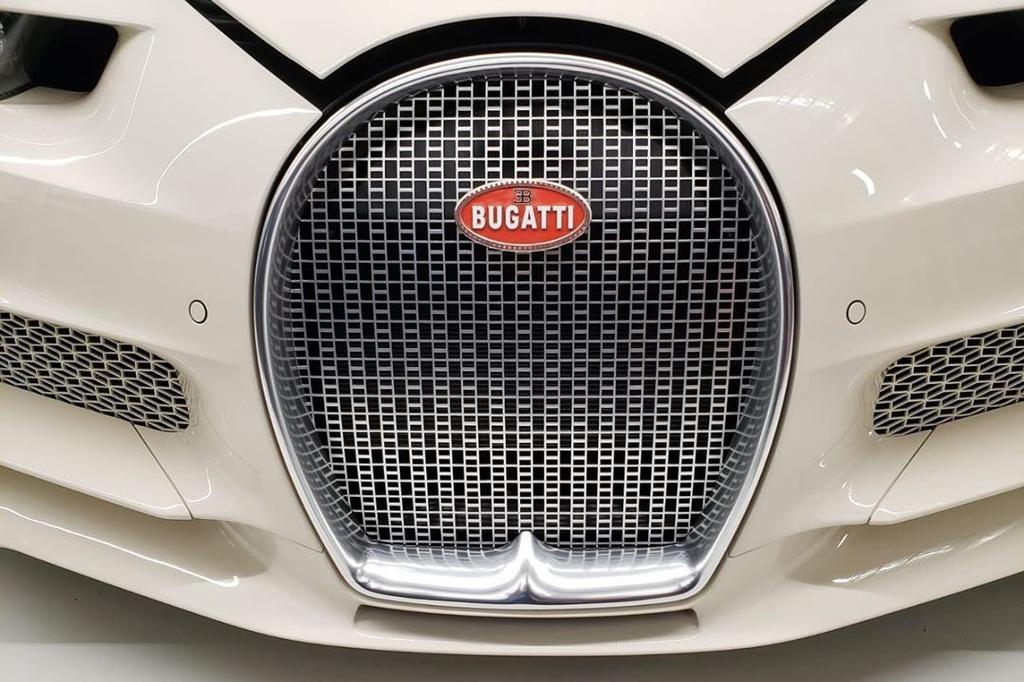 Ket hop voi Hermes, Bugatti ra mat chiec Chiron doc nhat the gioi hinh anh 8 Chiron8.jpg