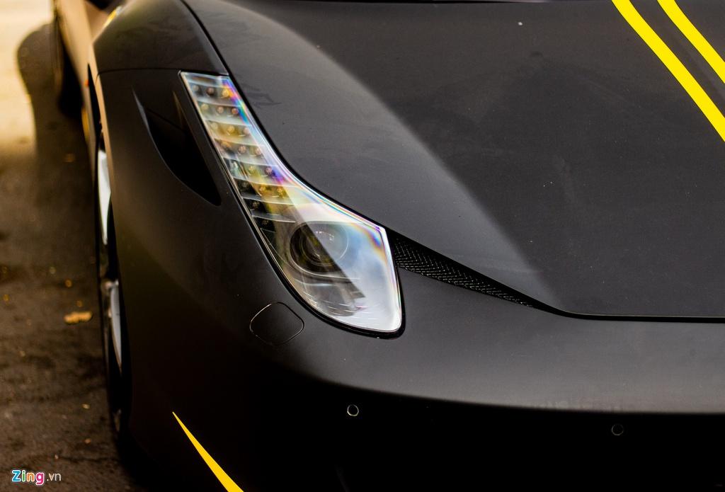 Ferrari 458 Spider hang doc cua hot girl TP.HCM lot xac manh me hinh anh 8 IMG_8848_zing.jpg