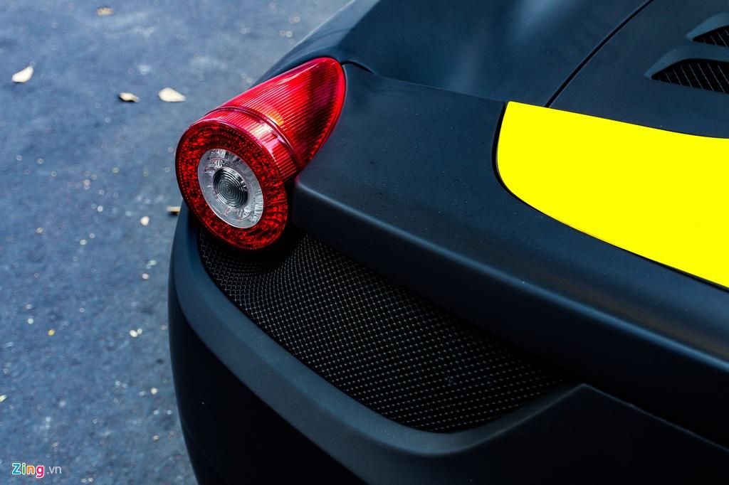 Ferrari 458 Spider hang doc cua hot girl TP.HCM lot xac manh me hinh anh 9 IMG_8932_zing.jpg