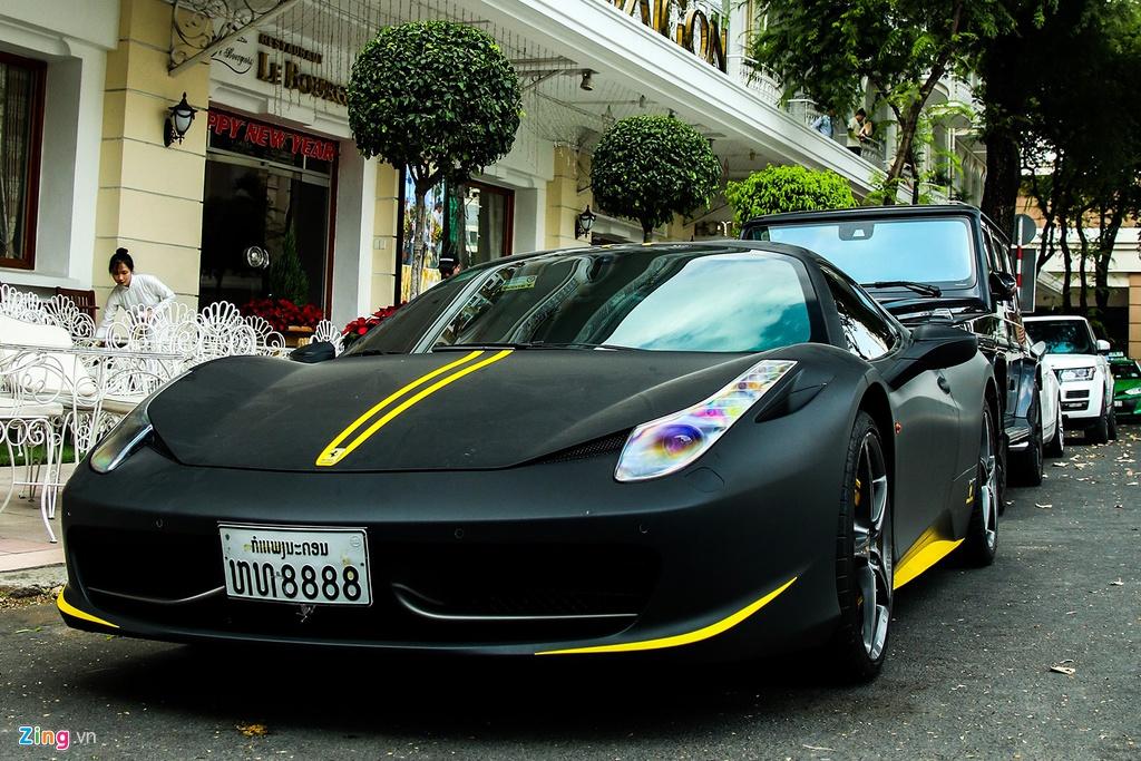 Ferrari 458 Spider hang doc cua hot girl TP.HCM lot xac manh me hinh anh 1 IMG_8973_zing.jpg