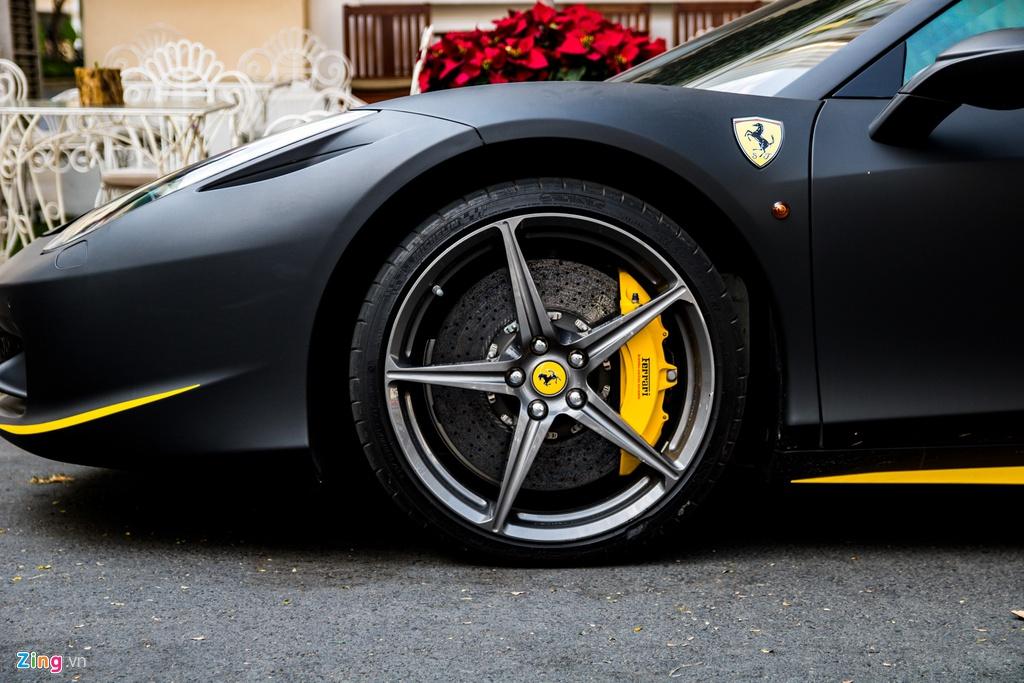 Ferrari 458 Spider hang doc cua hot girl TP.HCM lot xac manh me hinh anh 5 IMG_9181_zing.jpg