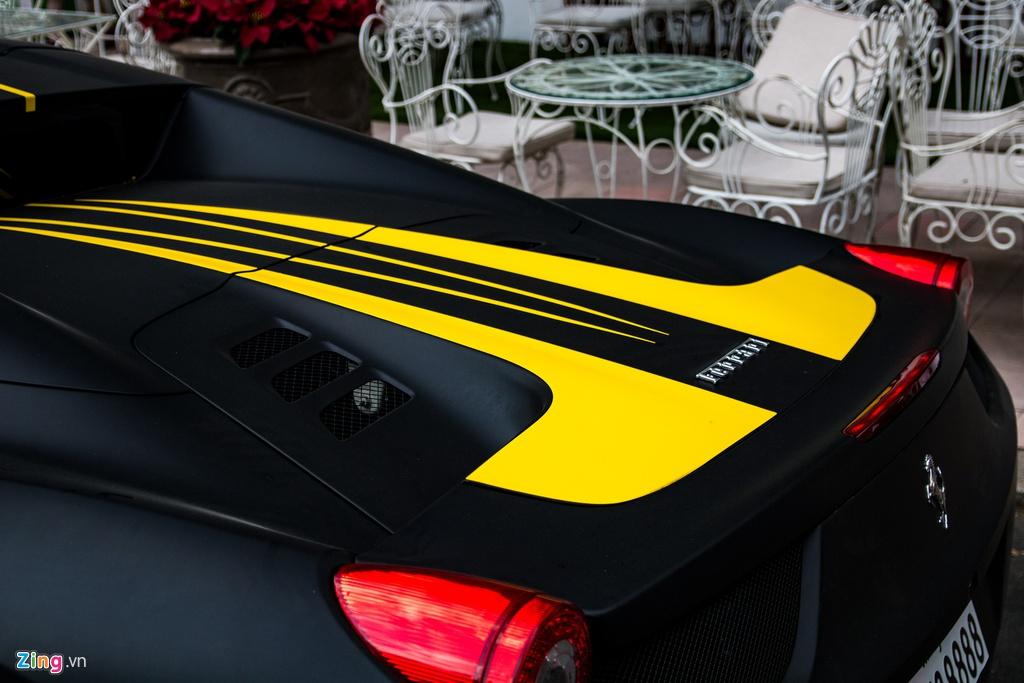 Ferrari 458 Spider hang doc cua hot girl TP.HCM lot xac manh me hinh anh 10 IMG_9200_zing.jpg