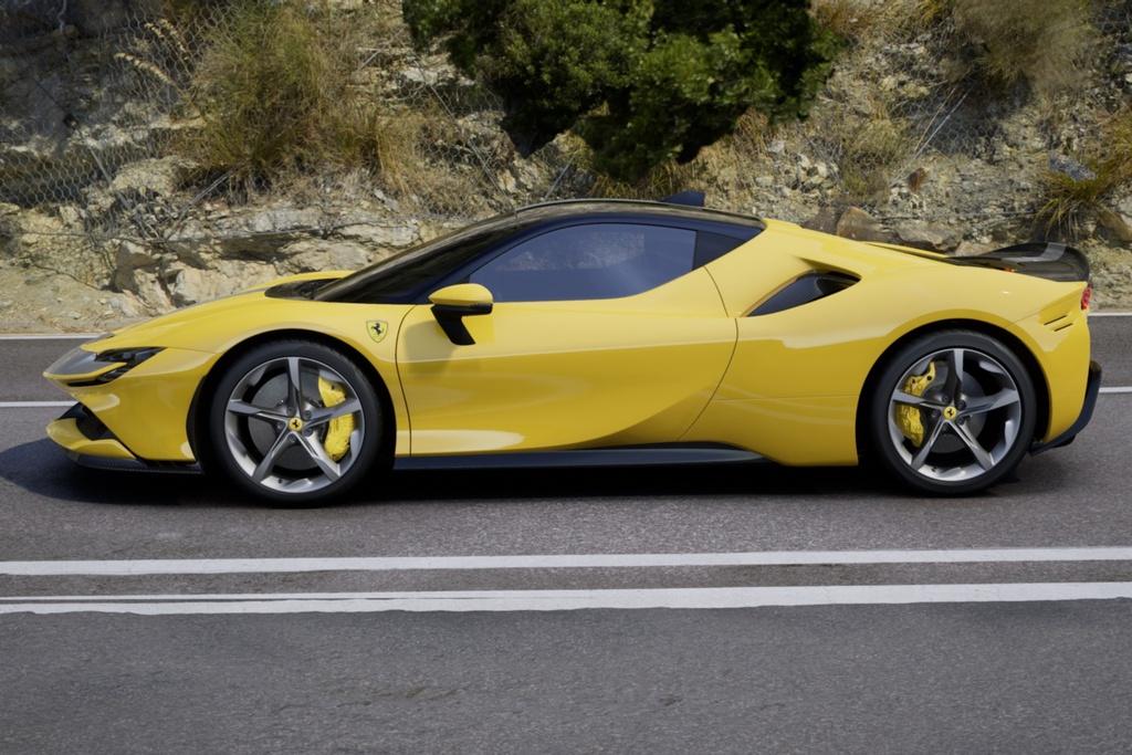 Sau McLaren Senna, dai gia Viet tau them Ferrari SF90 Stradale? hinh anh 3 Untitled3.jpg
