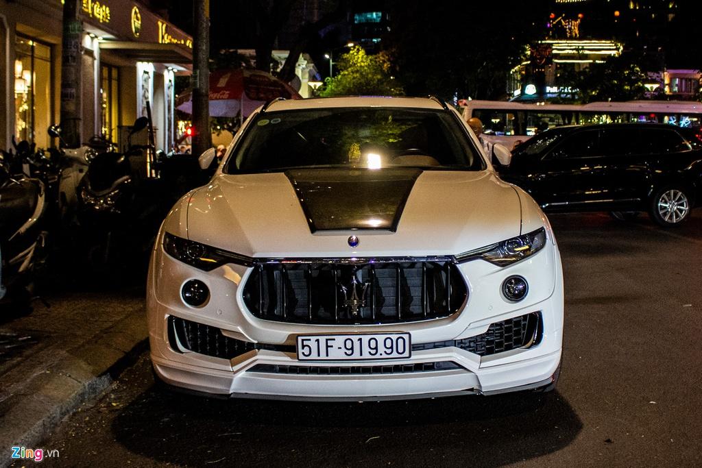 Maserati Levante do than rong Novitec doc nhat Viet Nam hinh anh 3 IMG_5768_zing.jpg