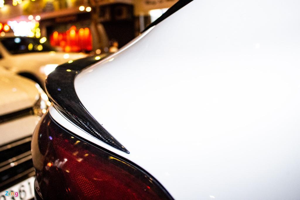 Maserati Levante do than rong Novitec doc nhat Viet Nam hinh anh 8 IMG_5773_zing.jpg