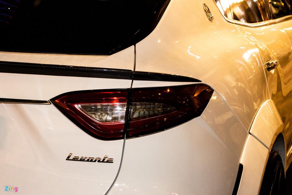 Maserati Levante do than rong Novitec doc nhat Viet Nam hinh anh 7 IMG_5809_zing.jpg