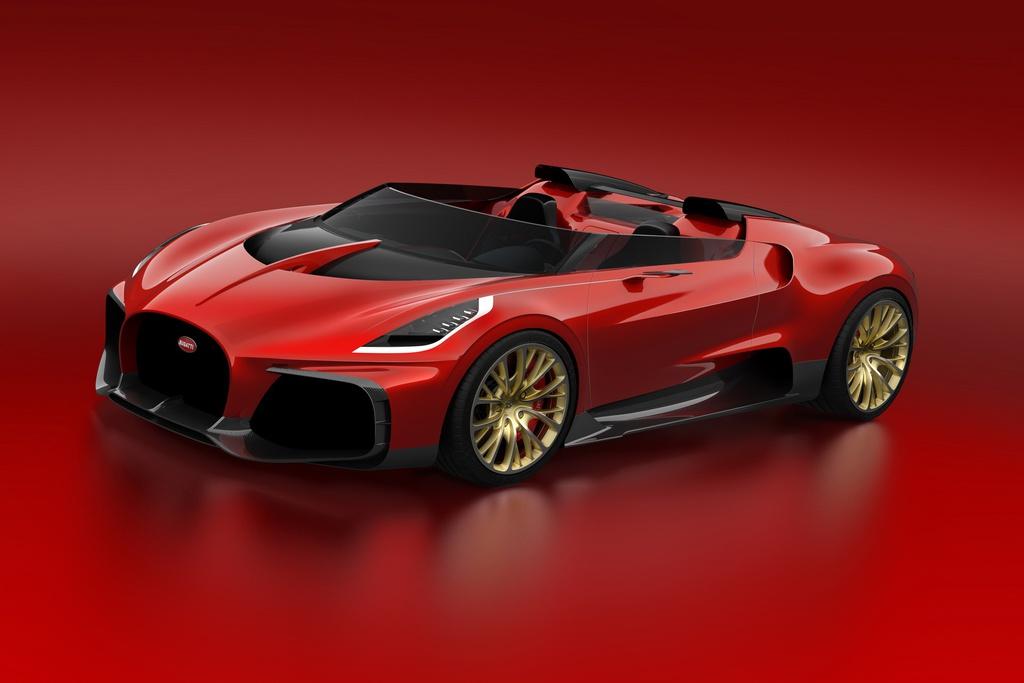 Nhung mau concept an tuong nhat cua Bugatti - khoi dau nhung sieu pham hinh anh 2 Bugatti_Barchetta_CarScoops5.jpg