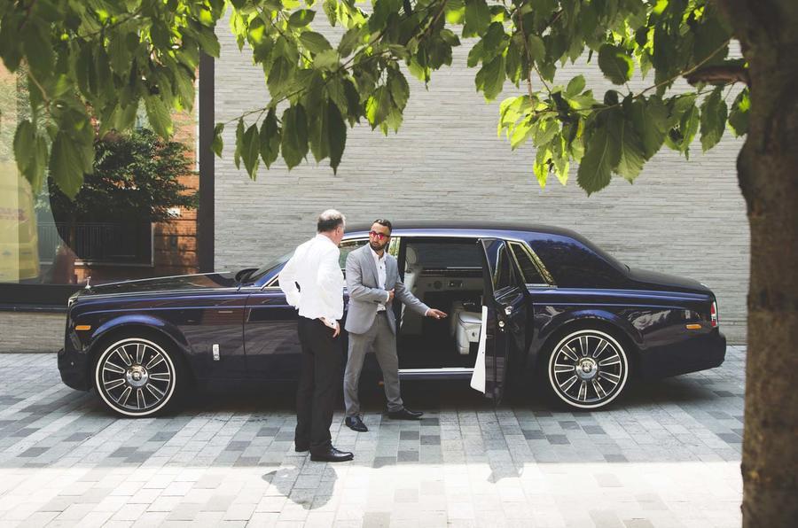 Nghe tai xe Rolls-Royce - chi biet lai xe la chua du hinh anh 2 luc_3467.jpg