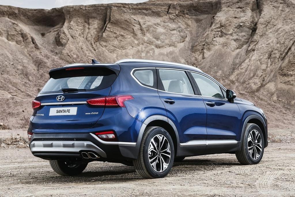 Hyundai Santa Fe doi dau Kia Sorento 2021 hinh anh 8 Hyundai_Santa_Fe_2019_1600_30.jpg