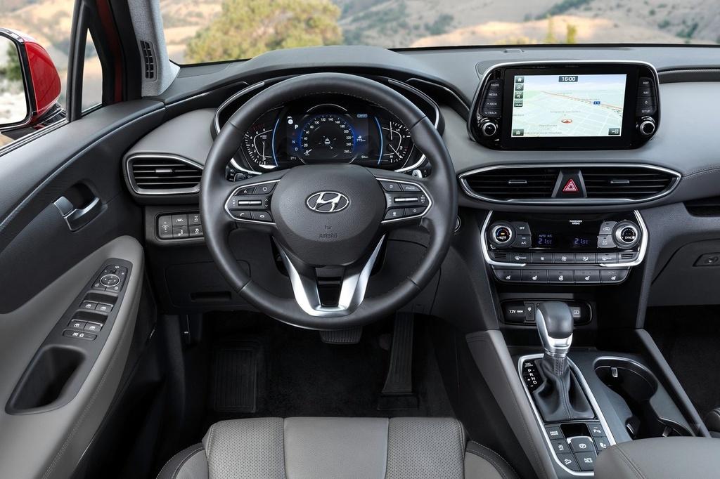 Hyundai Santa Fe doi dau Kia Sorento 2021 hinh anh 10 Hyundai_Santa_Fe_2019_1600_4b_1_.jpg