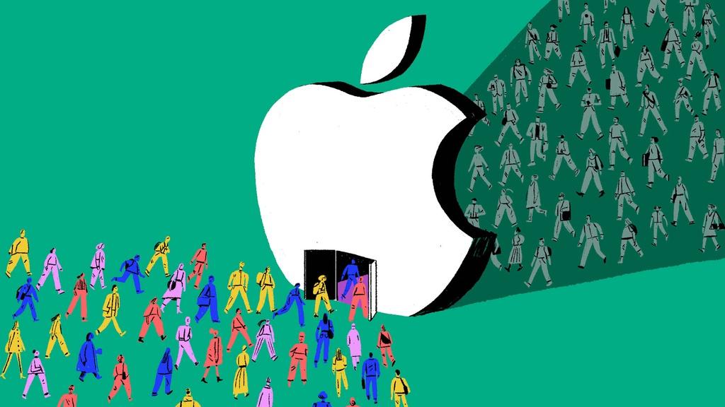 'Can cu phu' cua Apple - noi dim chet nhung uoc mo non tre hinh anh 4