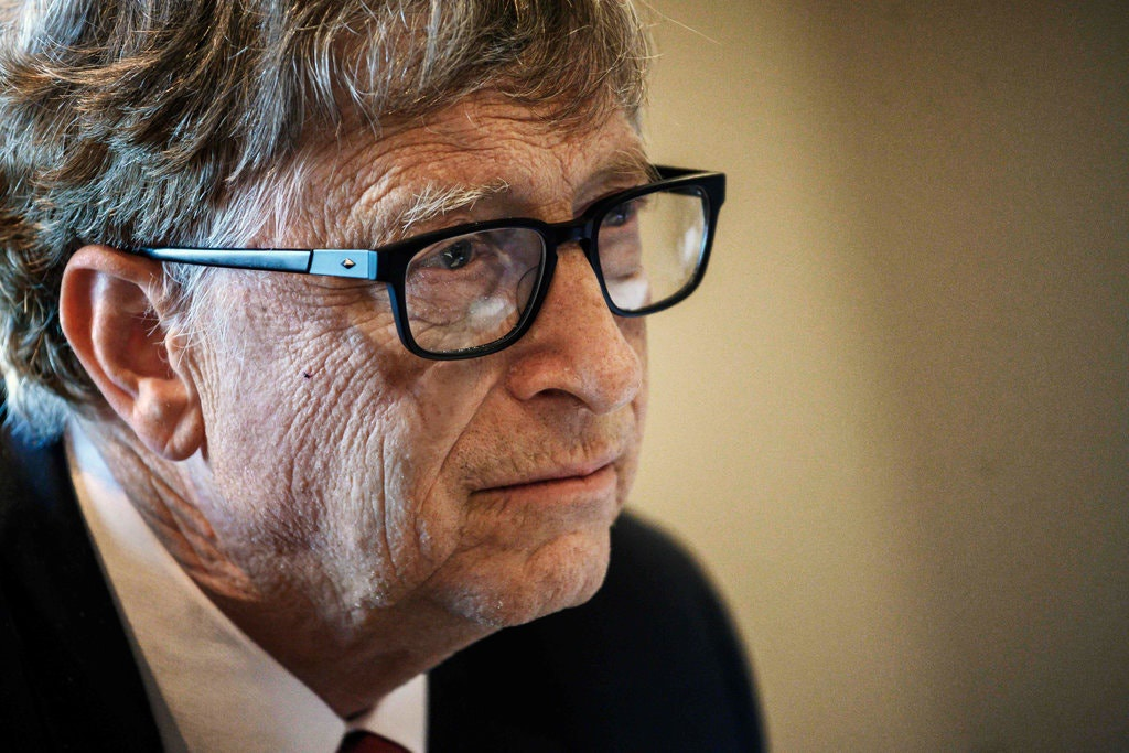 Bill Gates khac voi nhung gi chung ta biet hinh anh 1 Getty.jpg