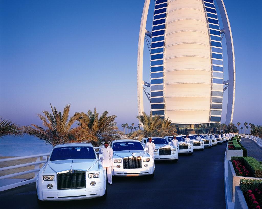 Do xa xi cua khach san 7 sao danh cho gioi sieu giau o Dubai hinh anh 1