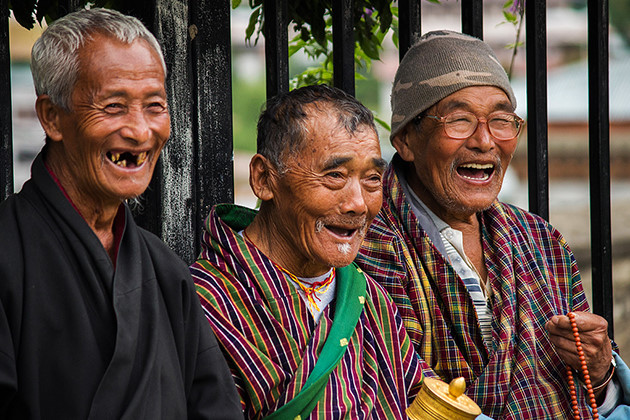 Nhung ly do khien Bhutan tro thanh vuong quoc hanh phuc nhat the gioi hinh anh 10