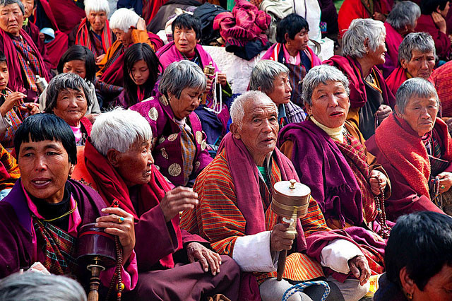 Nhung ly do khien Bhutan tro thanh vuong quoc hanh phuc nhat the gioi hinh anh 8