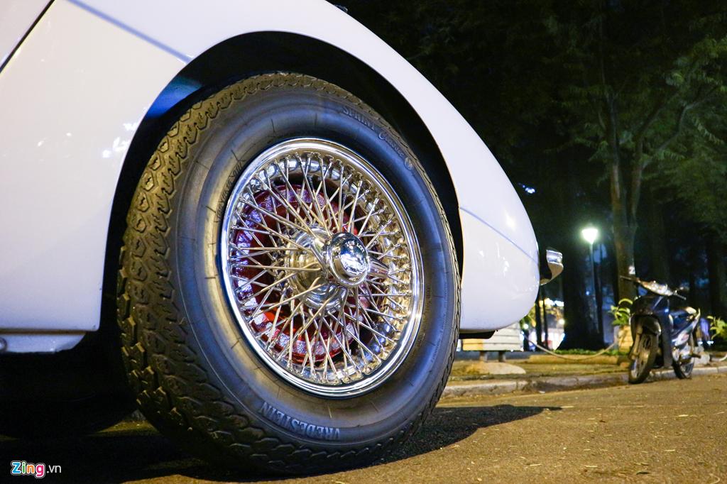 Chiem nguong xe co Austin-Healey 3000 MK III cua dai gia TP.HCM hinh anh 7