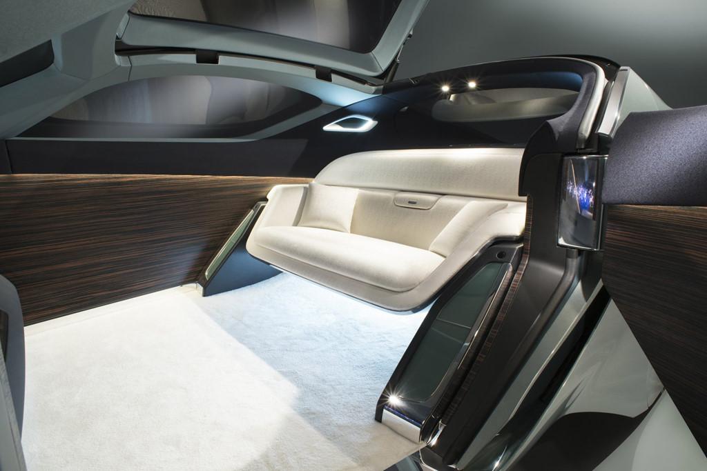 Xe dien tu lai cua Rolls-Royce nam 2035 se trong nhu the nao? hinh anh 5