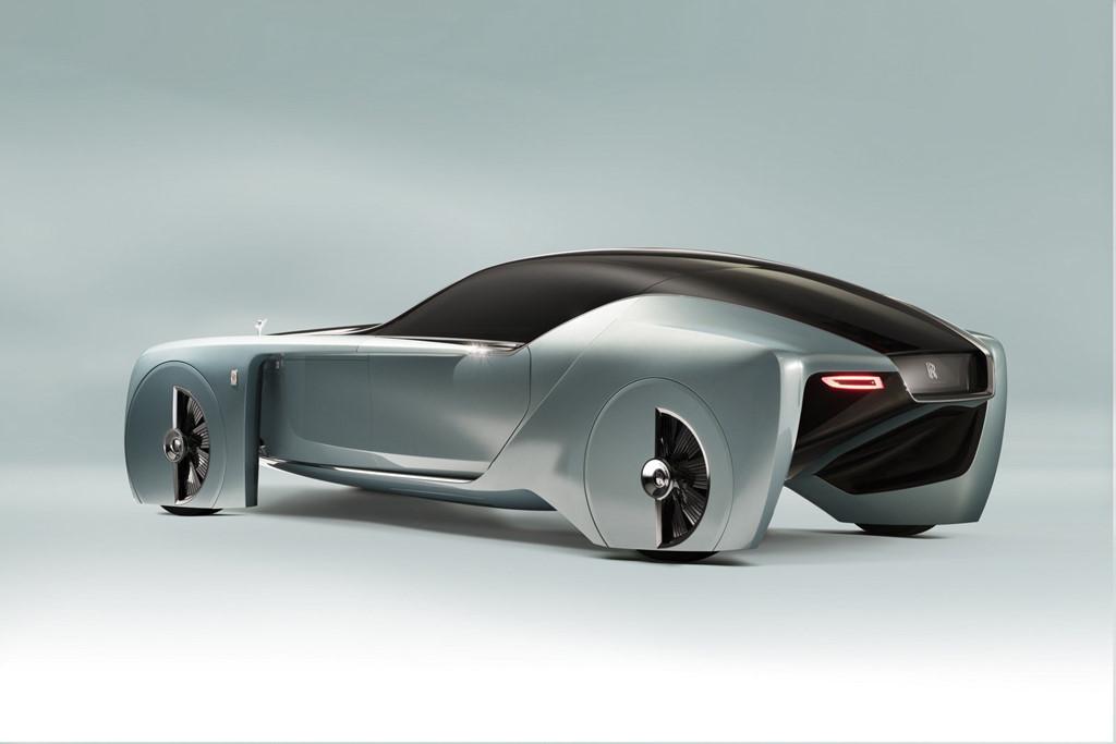 Xe dien tu lai cua Rolls-Royce nam 2035 se trong nhu the nao? hinh anh 7