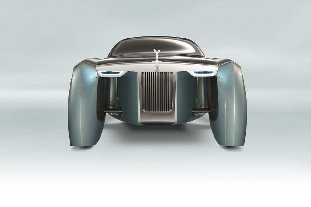 Xe dien tu lai cua Rolls-Royce nam 2035 se trong nhu the nao? hinh anh 8