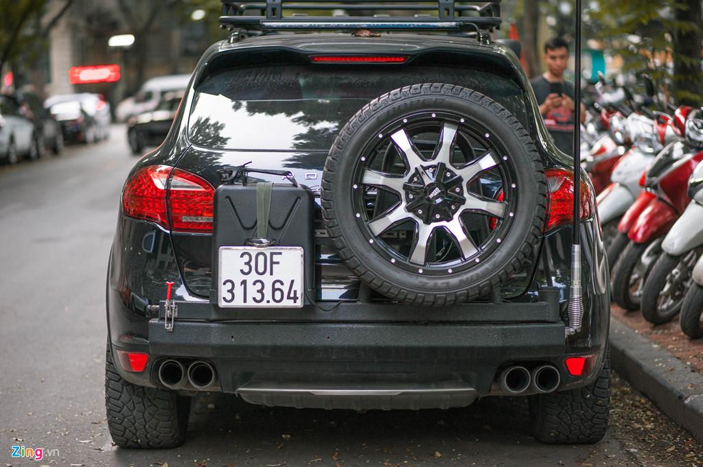 Porsche Cayenne do cua ong Dang Le Nguyen Vu hinh anh 3
