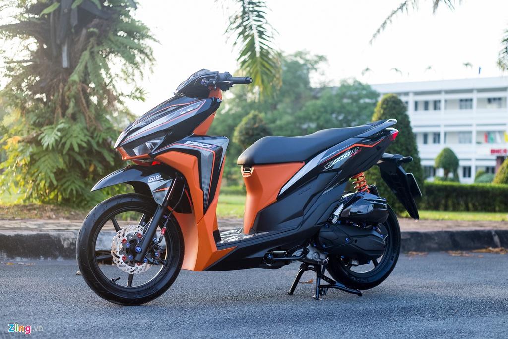 Chu xe Honda Vario 150 chi 250 trieu do do choi tai Dong Nai hinh anh 1