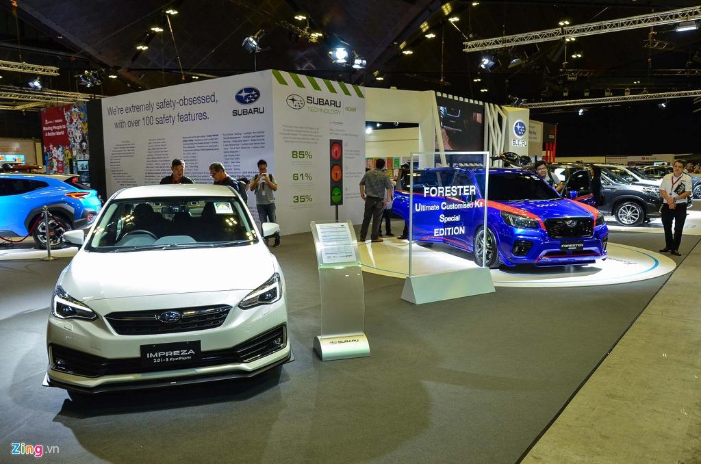 Subaru xin loi vi ra mat xe co ten F.U.C.K.S tai Singapore hinh anh 7 FUCKS_zing.jpg