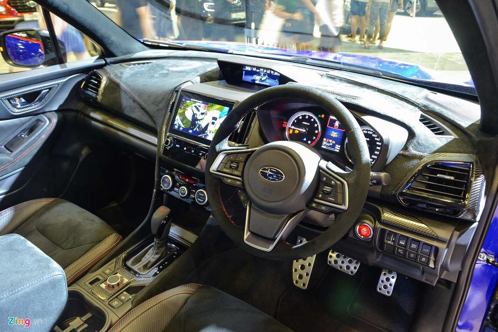 Subaru xin loi vi ra mat xe co ten F.U.C.K.S tai Singapore hinh anh 4 FUCKS_zing_12_.jpg