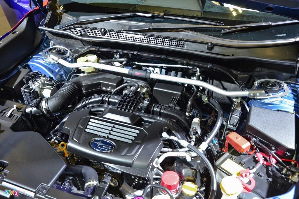 Subaru xin loi vi ra mat xe co ten F.U.C.K.S tai Singapore hinh anh 6 FUCKS_zing_25_.jpg