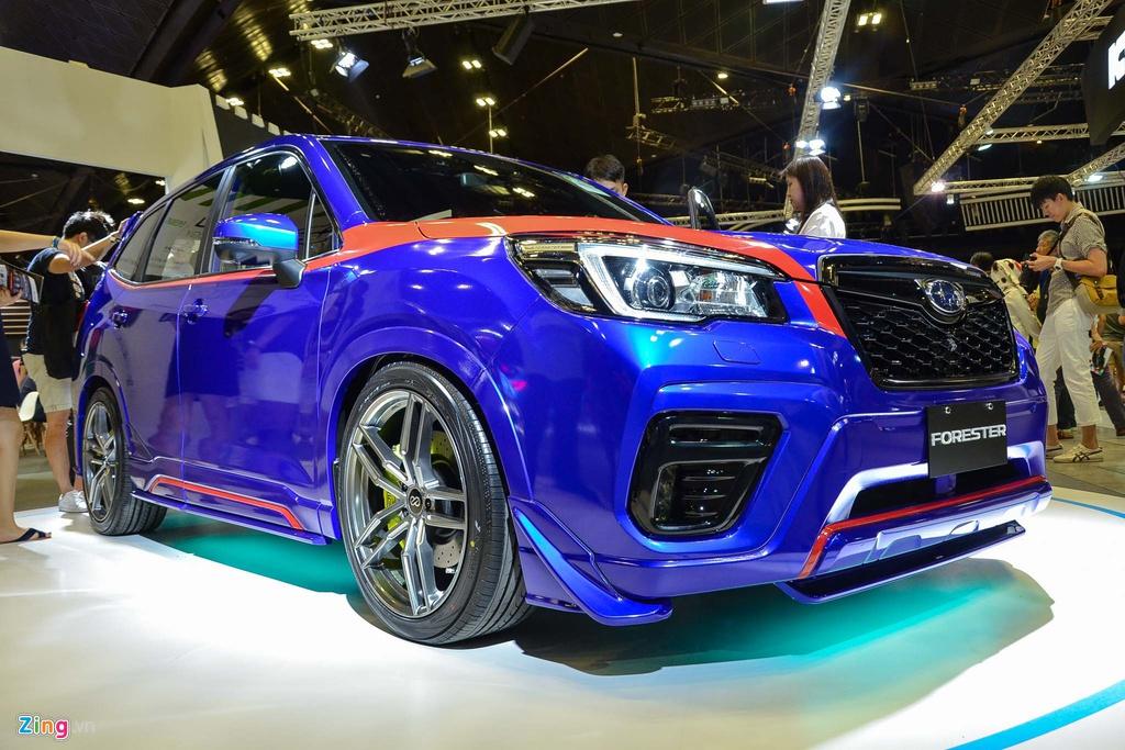 Subaru xin loi vi ra mat xe co ten F.U.C.K.S tai Singapore hinh anh 8 FUCKS_zing_27_.jpg