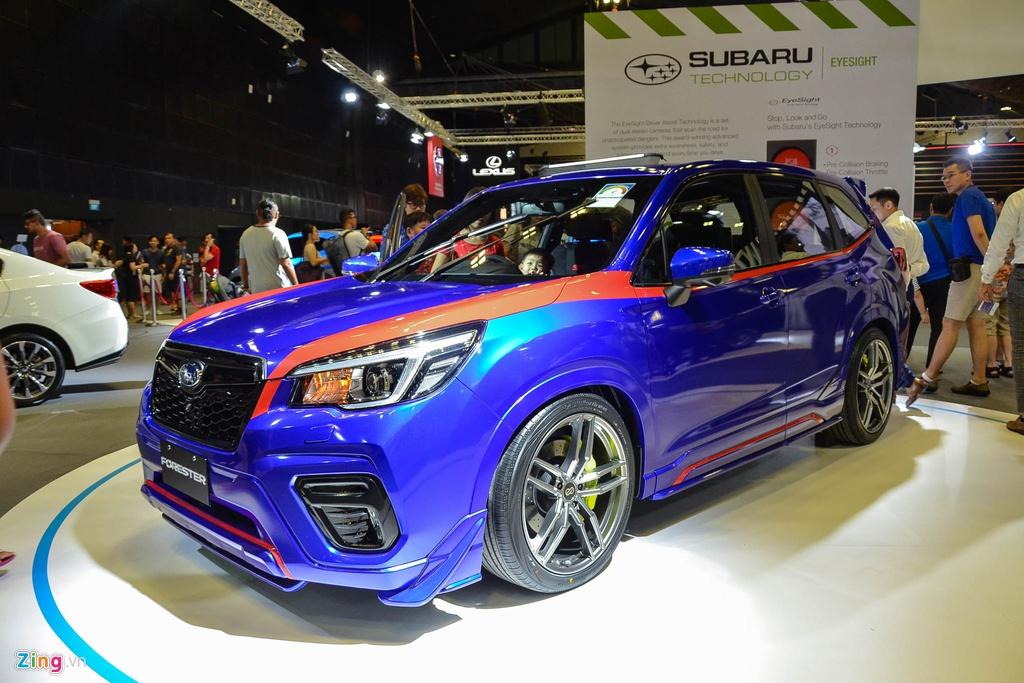 Subaru xin loi vi ra mat xe co ten F.U.C.K.S tai Singapore hinh anh 1 FUCKS_zing_4_.jpg