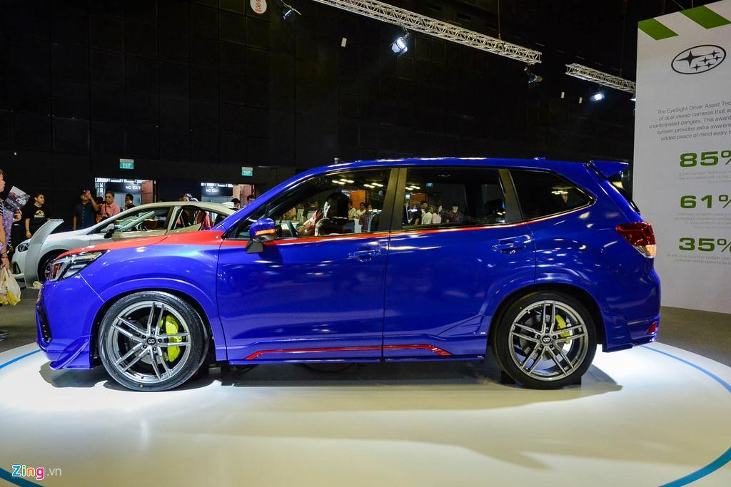 Subaru xin loi vi ra mat xe co ten F.U.C.K.S tai Singapore hinh anh 9 FUCKS_zing_5_.jpg