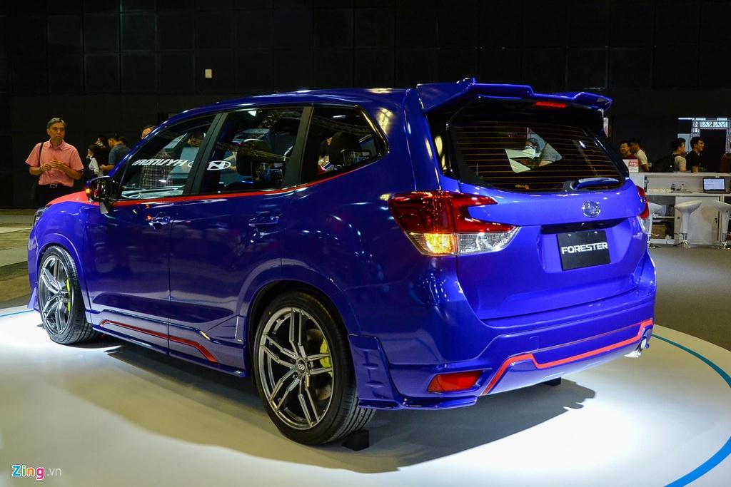 Subaru xin loi vi ra mat xe co ten F.U.C.K.S tai Singapore hinh anh 10 FUCKS_zing_6_.jpg