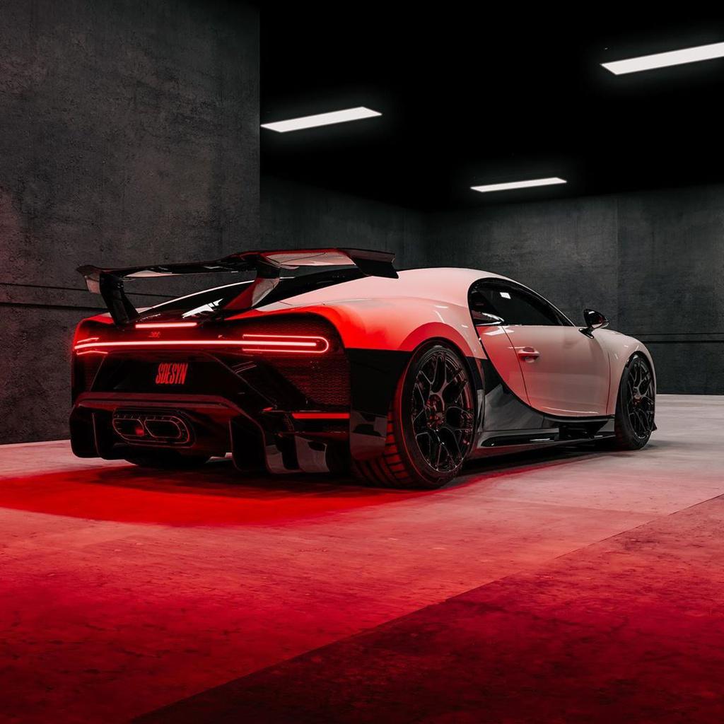 Bugatti Chiron Pur Sport do ngoai hinh phong cach Star War hinh anh 4 Bugatti_Chiron_Pur_Sport_4.jpg