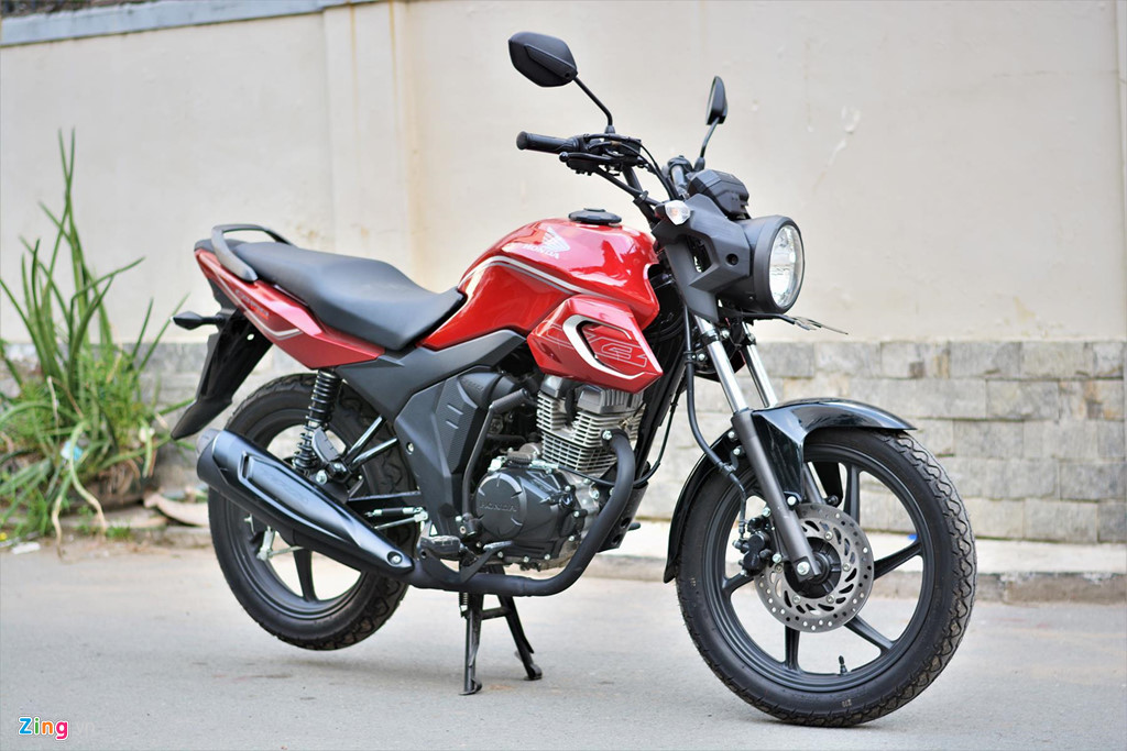 Mot so mau naked-bike 150 cc vua tui tien tai Viet Nam hinh anh 23