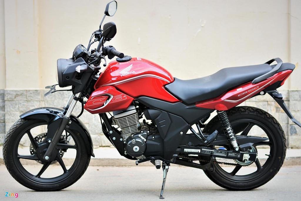 Mot so mau naked-bike 150 cc vua tui tien tai Viet Nam hinh anh 21