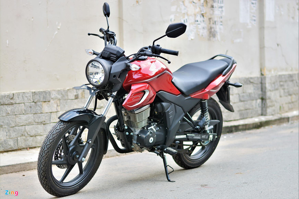 Mot so mau naked-bike 150 cc vua tui tien tai Viet Nam hinh anh 16