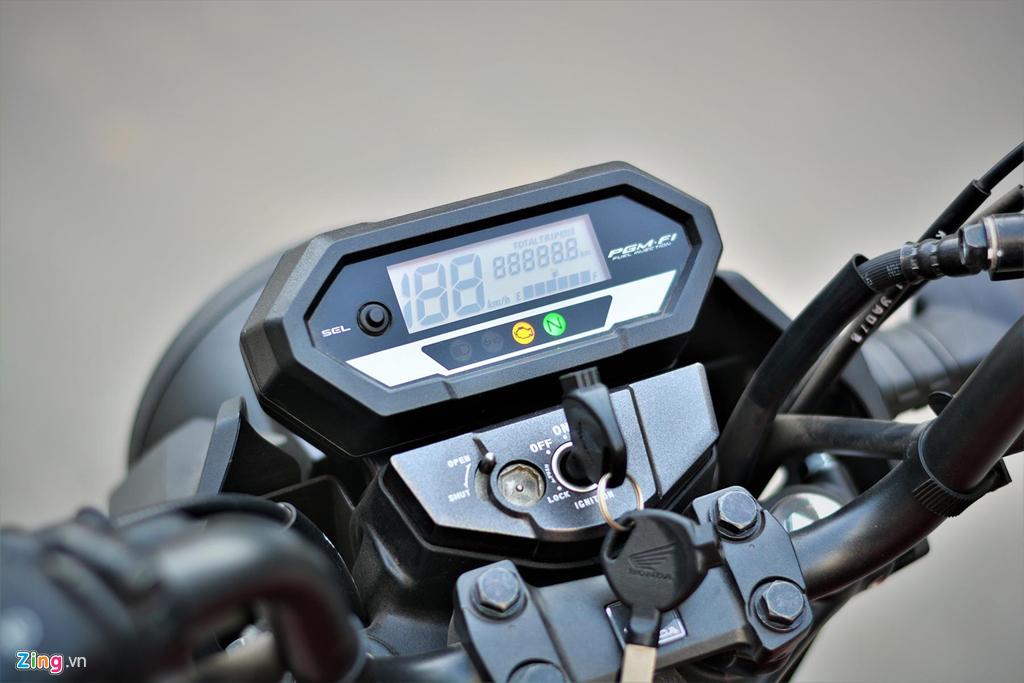 Mot so mau naked-bike 150 cc vua tui tien tai Viet Nam hinh anh 19