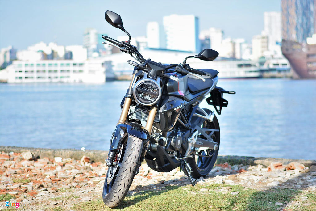 Mot so mau naked-bike 150 cc vua tui tien tai Viet Nam hinh anh 4