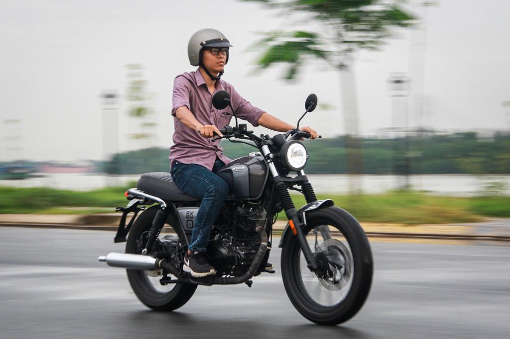 Mot so mau naked-bike 150 cc vua tui tien tai Viet Nam hinh anh 27