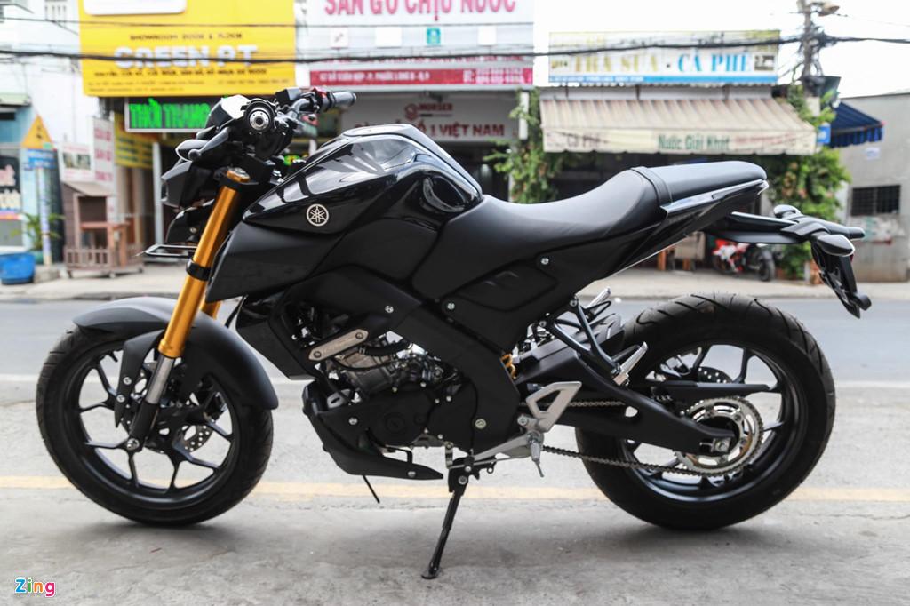 Mot so mau naked-bike 150 cc vua tui tien tai Viet Nam hinh anh 15