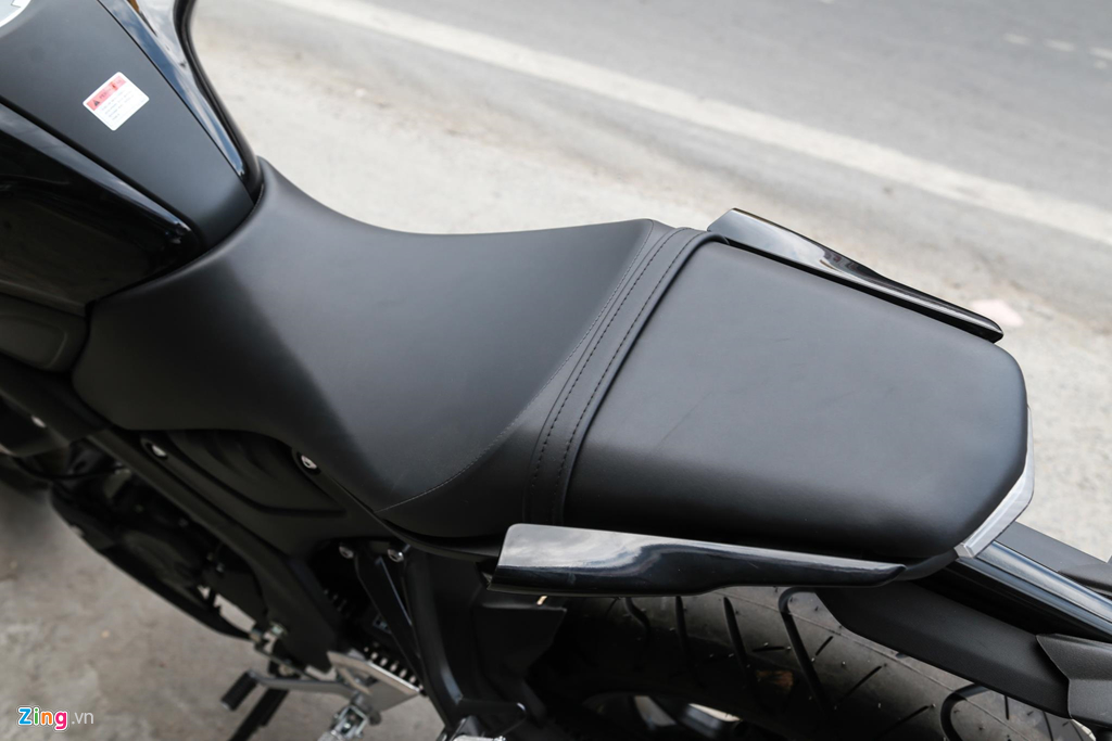 Mot so mau naked-bike 150 cc vua tui tien tai Viet Nam hinh anh 13