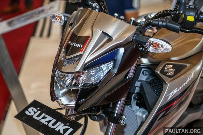 Mot so mau naked-bike 150 cc vua tui tien tai Viet Nam hinh anh 29