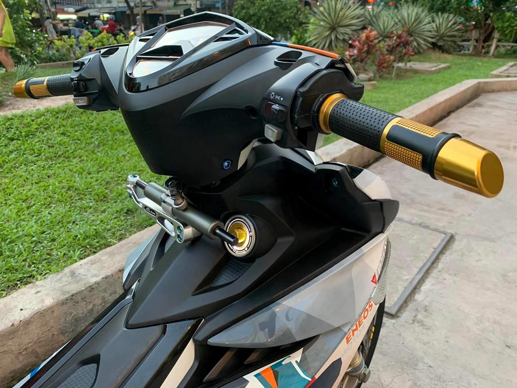 Yamaha Exciter 150 luc quy 1 o SG bien hinh thanh xe 'phan khoi lon' hinh anh 10