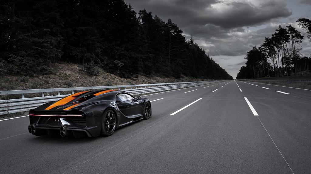 11 su that dien khung ve sieu xe 'quai thu' Bugatti Chiron hinh anh 7