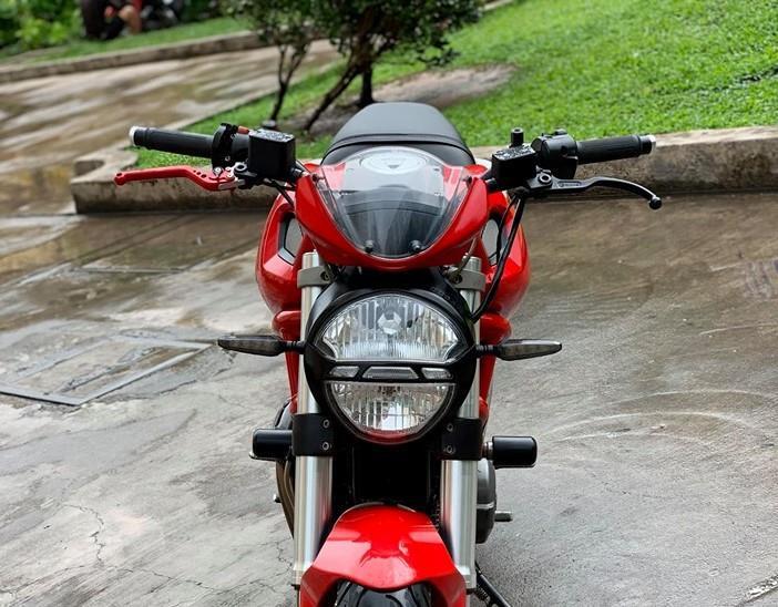 Sau 6 nam, Ducati Monster 795 co gia ban chi hon 130 trieu dong hinh anh 2