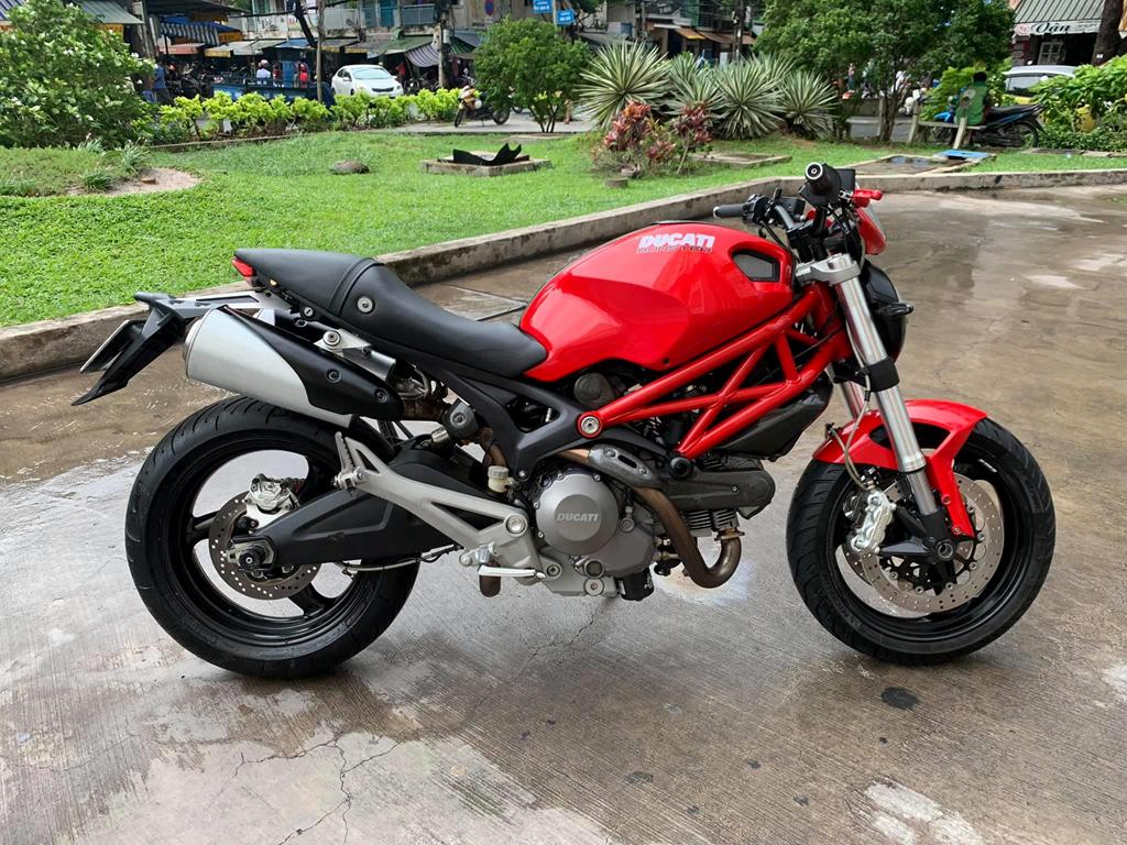 Sau 6 nam, Ducati Monster 795 co gia ban chi hon 130 trieu dong hinh anh 10