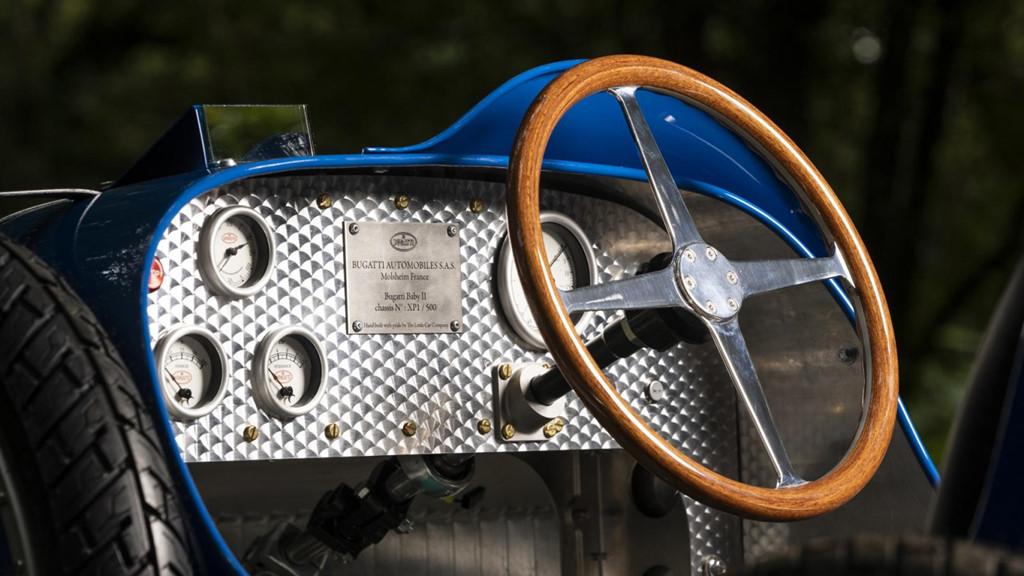 Bugatti ra mat xe chay dien gia chi 33.000 USD hinh anh 6